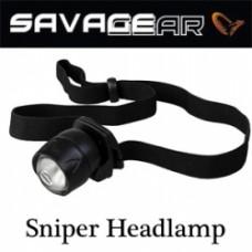 Челник Savage Gear Sniper Head Lamp Челници, лампи, фенери
