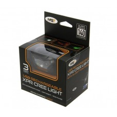 Челник NGT XPR USB Rechargeable Headlamp Челници, лампи, фенери