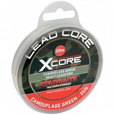 Лидкор Starbaits X-Core Camouflage Camo Green Шаранджийски