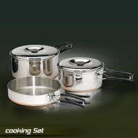 Комплект за готвене Starbaits Cooking Set