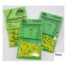 Стиропор за  риболов Technopufi Natural Midi Стръв и пасти за риболов
