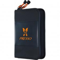Класьор за блесни Daiwa Presso Wallet - Black ML Куфари, кутии, класьори