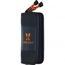 Класьор за блесни Daiwa Presso Wallet - Black M Куфари, кутии, класьори