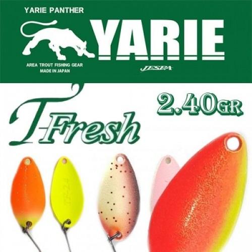 Клатушка Yarie T-Fresh 2.4 гр Блесни, цикади, клатушки