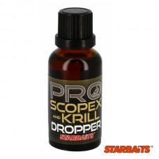 Дропер Starbaits Probiotic Scopex Krill Добавки и атрактанти