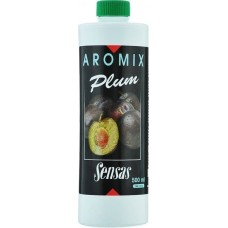 Тeчен ароматизатор Sensas Aromix Plum Добавки и атрактанти