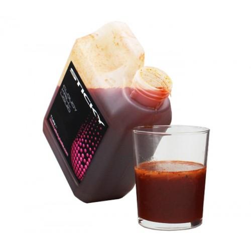 Течна добавка Sticky Bait Krill Liquid 1л Добавки и атрактанти