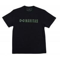 Тениска Navitas  Core Black Tee