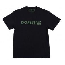 Тениска Navitas  Core Black Tee Дрехи