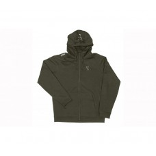 Суичър Fox Collection Green & Silver Lightweight Hoodie Дрехи