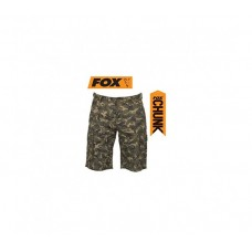 Къси панталони FOX Chunk Cargo Shorts - Large Lightweight Camo Дрехи