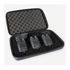 Сигнализатори CarpMax Lite Purple Set 3+1 Сигнализатори