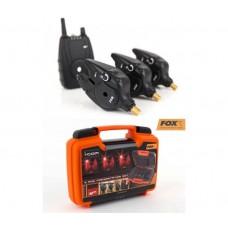 Сигнализатори Fox Micron Mr+ 3+1 Сигнализатори