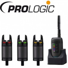 Сигнализатори Prologic K3 Bite Alarm Set 3 + 1 Сигнализатори
