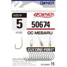 Куки Owner Oc-Mebaru 50674 Единични