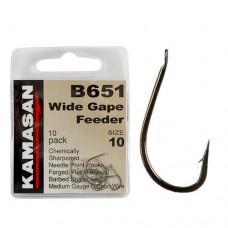 Куки Kamasan B651 Kamasan