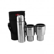 Комплект термос и чаши CZ ThermoBottle & Mug Set, 3 pcs Други