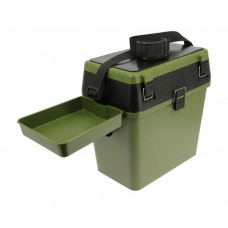 Куфар стол NGT Session Seat Box With Side Tray