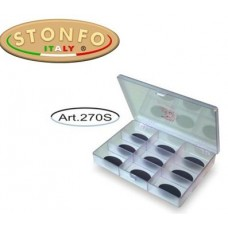Магнитна кутия Stonfo art.270 Куфари, кутии, класьори