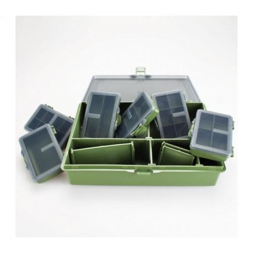 Кутия за аксесоари Carpmax Medium Куфари, кутии, класьори