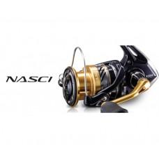 Макара преден аванс Shimano Nasci 2500 FB Преден аванс