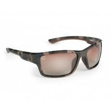 Слънчеви очила Fox Avius Wraps - Camo Frame / Brown Gradient Lens Очила
