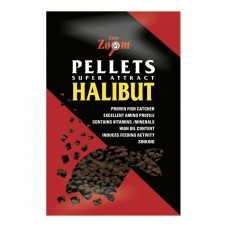 Пелети Carp Zoom  Feeding Halibut Pellet Пелети и семена