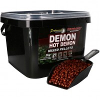 Пелети StarBaits Hot Demon Mixed Pellets 2 кг