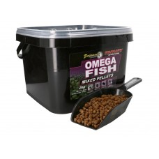 Пелети Starbaits Omega Fish Mixed Pellets 2 кг