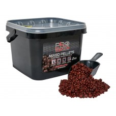 Пелети StarBaits Probiotic Pellets The Red One Mixed 2 кг Пелети и семена