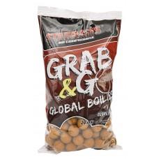 Протеинови топчета Starbaits Grab & Go Global Scopex Протеинови топчета