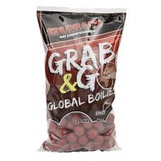 Протеинови топчета Starbaits Grab & Go Global Spice Протеинови топчета