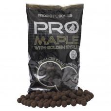Протеинови топчета Starbaits Probiotic Maple Протеинови топчета