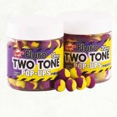 Плуващи топчета Dynamite Baits Pop-up Two Tone Plum-Pineapple Плуващи топчета Pop Up