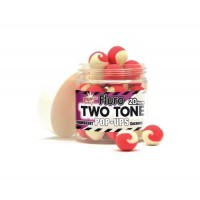 Плуващи топчета Dinamite Baits Two Tone Fluro Strawberry & Coconut