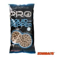 Протеинови топчета StarBaits Pro Squid and Pepper