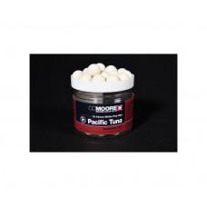 Плуващи топчета CCMOORE Pacific Tuna Pop up White 13/14 мм Плуващи топчета Pop Up