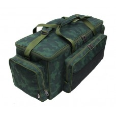 Шаранджийски сак NGT Camo Insulated Carryall 709-L-C