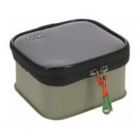 Чанта NGT Bit Bag Zip Up Case 301 EVA 14 x 13 x 8 см