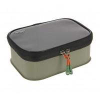 Чанта NGT Bit Bag Zip Up Case 302 EVA 21 x 15 x 8 см