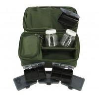 Шаранджийска чанта NGT Complete Rigid Carp Rig Pouch System