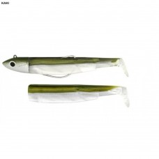 Силиконова примамка Fiiish Black Minnow No1 Combo - 7 см, 6 гр
