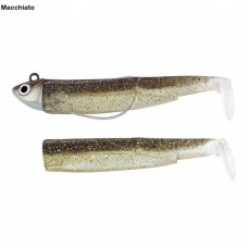 Силиконова примамка Fiiish Black Minnow No1 Combo - 7 см, 4.5 гр