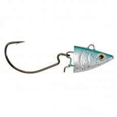 Глави за силикони Illex Nitro Sprat Head Blue Herring Силиконови примамки и чепарета