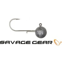 Джиг глава Savage Gear Ball Jig Head 10 гр