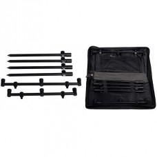 Комплект бъз барове Prologic Black Fire Buzz & Sticks Kit  Стойки и колчета