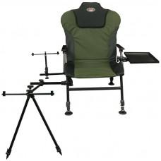Стол TF Gear Bank Boss EZ Chair комплект с прикачни Столове
