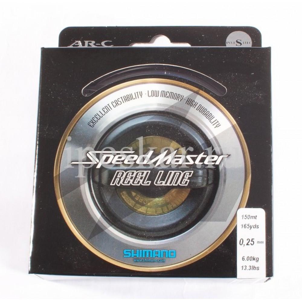 Влакно монофилно Shimano SpeedMaster Reel Line 300 м