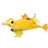 Воблер пате Savage Gear 3D Suicide  Duck Yellow