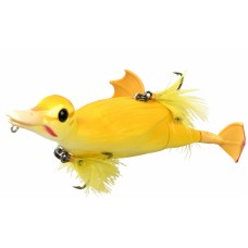 Воблер пате Savage Gear 3D Suicide  Duck Yellow Воблери